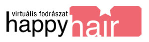 Happyhair frizur�k - Virtu�lis frizuratervez�
